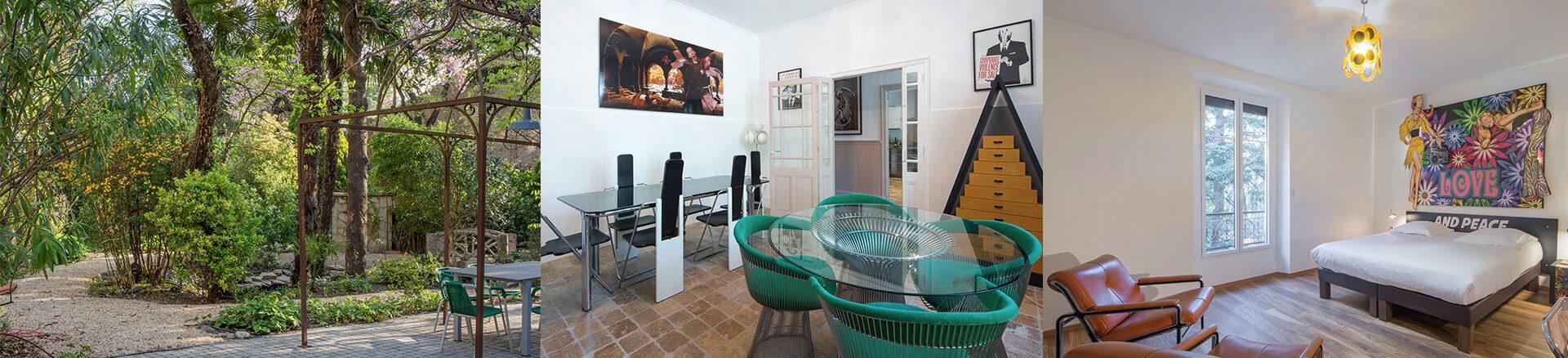 Contacter la Maison Vintage à Carcassonne