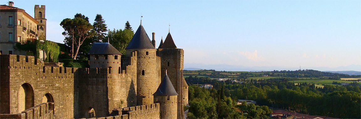 Bienvenue à Carcassonne