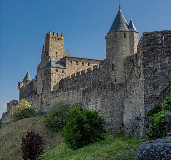 Carcassonne classée au patrimoine de l'UNESCO