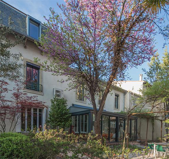Maison d'hôtes avec Jardin au coeur de Carcassonne