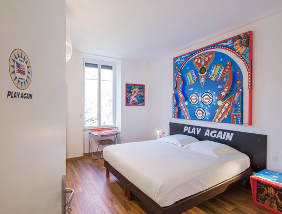 Chambre Play Again Maison Vintage